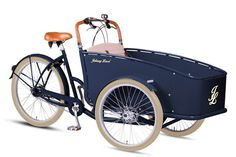 Johnny Loco Cargo Bike