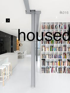 EDITION29 HOUSED 016 for iPad #ipad #design #architecture