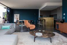 Bourke St Apartment Stephen Collins Interior Design Sydney Australia Mindsparkle Mag deluxe luxury