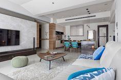 Elegant Apartment by HOZO_interior_design | HomeAdore