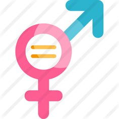 See more icon inspiration related to shapes and symbols, feminism, genders, gender, male, female, equality, signs and sign on Flaticon.