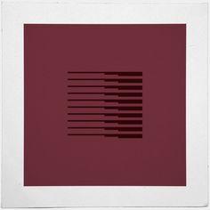 Geometry Daily #rectangle #geometry #geometric #simple #minimal #poster #art
