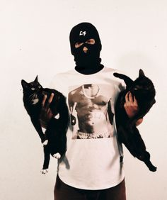 AHONETWO #cat #cats #2pac #tupac #ganster