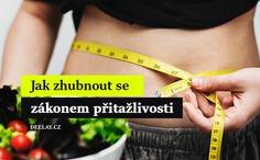 jak zhubnout zakon pritazlivosti