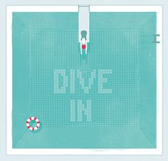 pool_high #illustration