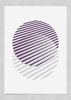 Marius Roosendaal—MSCED '11 #minimal #abstract #circle #stripes #circles #marius roosendaal