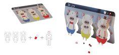 Dr.JOY Medicines Dispenser #design #futuristic #gadget #concept #art