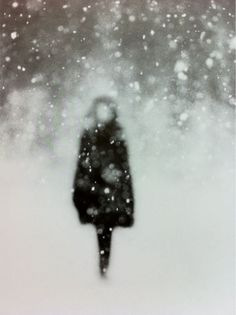 tumblr_ln3sc4iJwS1qf8gqxo1_500.jpg (500×669) #abstract #photography #snow