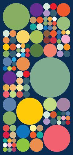 color, bold, shape, creative