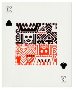 PARADISE | A Graphic Design Studio #card #king