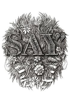 T shirt design for Say Media Inc. by Alex Konahin #illustration #design #art