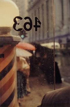 everyday_i_show: photos by Saul Leiter #reflection #saul #leiter #photography #film #york #new