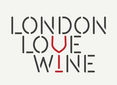 Creative Review What's the process? #logo #love #wine #typography