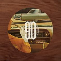 """90\"" A print by Mark Weaver"