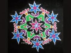 Kolangal Rangoli Designs