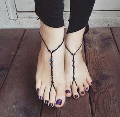 #jewelry, #feet
