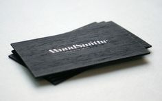 Lead Image #business #card #print #press #typography