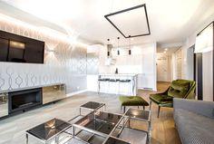 Glamorous Art Deco Interior - InteriorZine #decor #interior #home