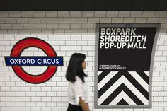 Boxpark - StudioMakgill #signage #poster #typography