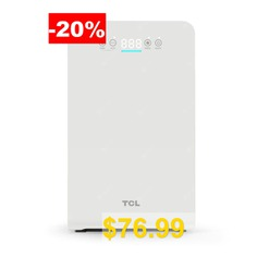 TCL #TKJ220F #- #A1 #Air #Purifier #Strong #Sterilization #for #Home #Office #Hotel