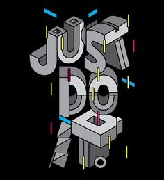 CUSTOM LETTERS, BEST OF 2010 DAY 2 — LetterCult #lettering #just #do #nike #it #sick #systems #type