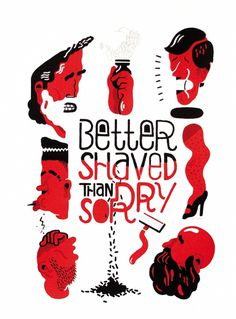 Better shaved than sorry - Joshua Threat