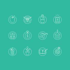 Jeremy Ford / Web and Communication Designer #white #small #icon #icons #set #internet #circle #web #detail