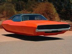 Lustful Embraces #muscle #orange #charger #car #vintage #mustang #future