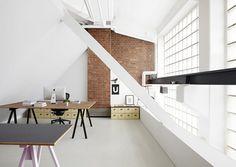 Halle A by Designliga #minimal #minimalism #minimalist #modern design #minimal design #minimalist design #leibal #minimalism design
