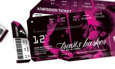 #branding #ticket #packagedesign