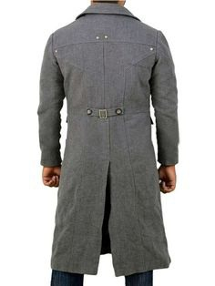 You will not get bored of wearing the same costume time and again, this Cosplay Grey Trench Coat is From a Famous Video Bloodborne. #bloodborne #huntercosplay #greycoat #trenchcoat #cosplaycoat #cosplaygreycoat #huntercoat #videogamecoat #gamecostume #fashion #sal