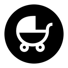 See more icon inspiration related to baby, kid and baby, motherhood and trolley on Flaticon.