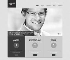 Joomla Law Firm Template