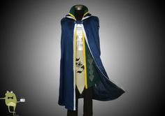 Fairy Tail Jellal Crime Sorciere Cosplay Costume Coat #jellal #cosplay #sorciere #crime