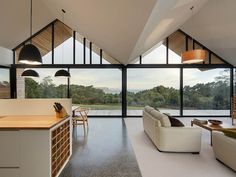 Penninsula House by Room 11 | iGNANT.de #architecture #modern