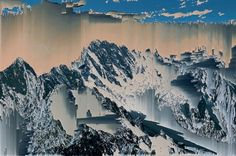 All sizes | alpen-mt-blanc_0_ | Flickr - Photo Sharing! #glitch