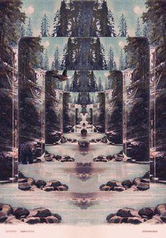 Collage - Quentin Deronzier quentinderonzier.com