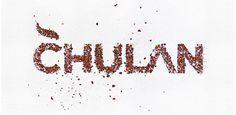 Chulan #logo #identity #food #typography
