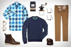 Garb: Weekend Brew #style