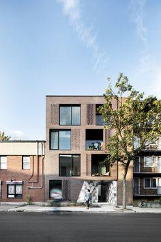Montréal Canada by ADHOC architectes