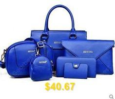 Shoulder #Diagonal #Handbag #Large #Bag #- #BLACK