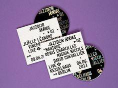 Jazzdor (SMAc) #record #lp #typo