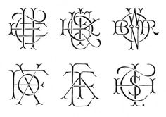 147984.png (PNG Image, 905x642 pixels) #monogram #drawn #custom #type #hand