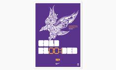 Kobe Bryant Poster Design #print #design #layout #posters