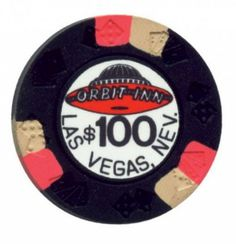 Las Vegas Gaming Chips, 1960s-1970s | Retronaut #retronaut #poker #chips