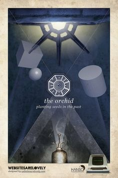 All sizes | The Orchid | Flickr - Photo Sharing! #lost #poster