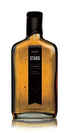 ** bourbon bottles - ** candy coated universe // #design #package