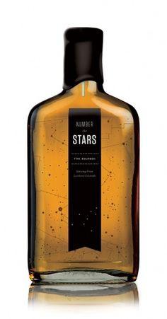** bourbon bottles - ** candy coated universe //