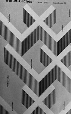Gebrauchsgraphik #print #geometry #gebrauchsgraphik