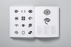 Swiss Legacy | Swiss Legacy, by the initiative of Art Director Xavier Encinas, is a blog focused on typography, graphic design and inspirational matte #symbol #design #graphic #book